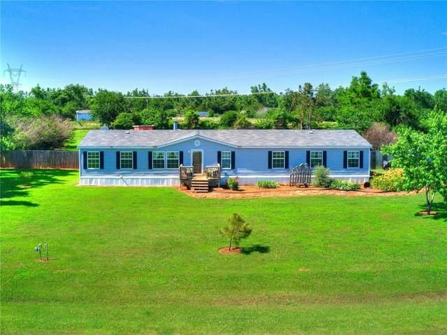 12401 SW 27th Street, Yukon, OK 73099 (MLS #962106) :: Maven Real Estate