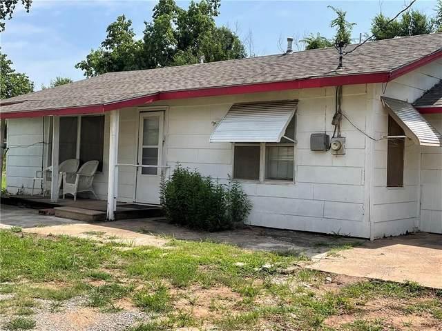 5108 S Lindsay Avenue 1/2, Oklahoma City, OK 73129 (MLS #962109) :: Sold by Shanna- 525 Realty Group