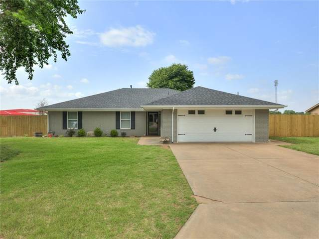 1508 Plains Avenue, Weatherford, OK 73096 (MLS #962469) :: ClearPoint Realty