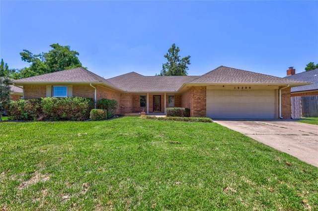 10209 Goldenrod Lane, Oklahoma City, OK 73162 (MLS #962484) :: Keller Williams Realty Elite