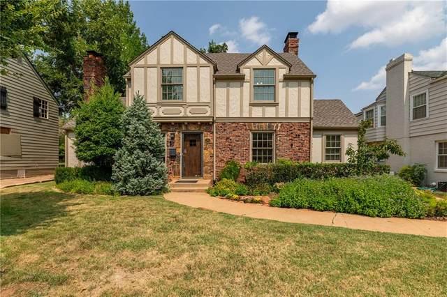 809 NW 38th Street, Oklahoma City, OK 73118 (MLS #962541) :: Meraki Real Estate