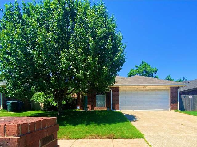 9129 Orange Drive, Midwest City, OK 73130 (MLS #962685) :: ClearPoint Realty