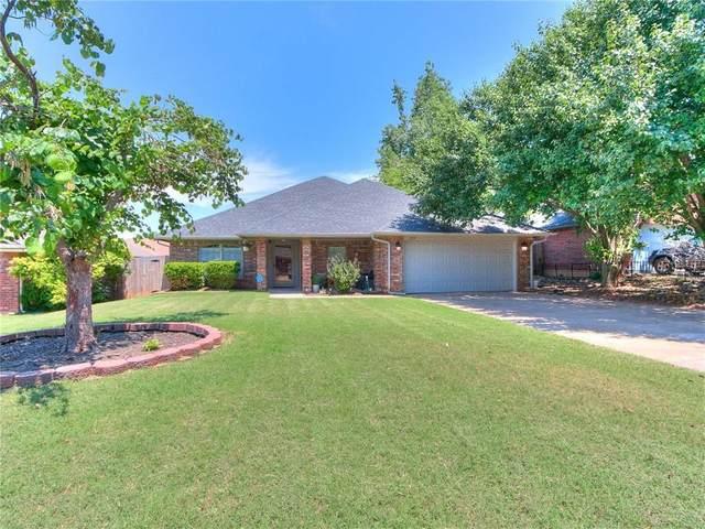 329 E Twelve Oaks Terrace, Mustang, OK 73064 (MLS #962789) :: ClearPoint Realty
