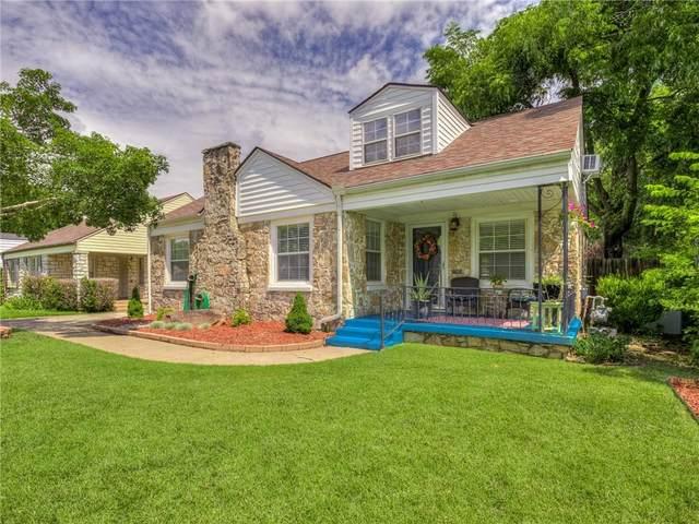 2513 Cummings Drive, Oklahoma City, OK 73107 (MLS #962792) :: Meraki Real Estate
