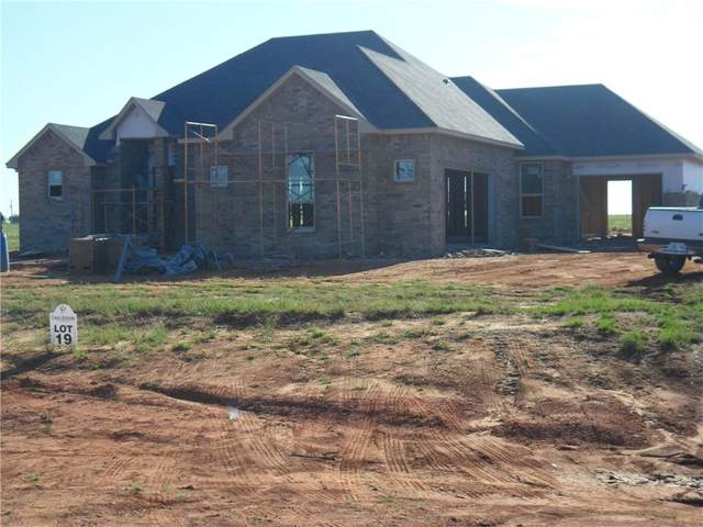 2247 County Street 2968, Blanchard, OK 73010 (MLS #962833) :: Sold by Shanna- 525 Realty Group