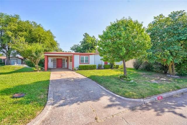103 Bellaire Drive, Moore, OK 73160 (MLS #962904) :: Maven Real Estate