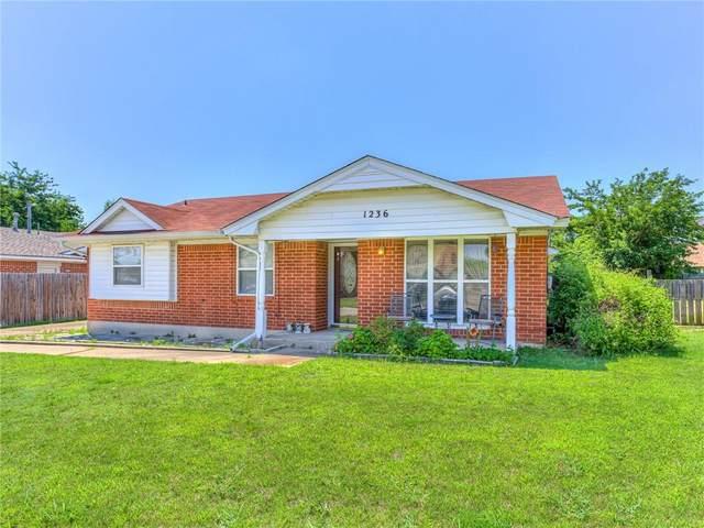 1236 SW 92nd Street, Oklahoma City, OK 73129 (MLS #962915) :: ClearPoint Realty