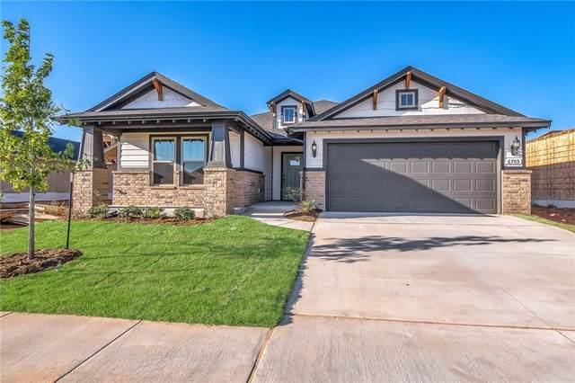 6705 NW 154th Street, Edmond, OK 73013 (MLS #963091) :: Meraki Real Estate