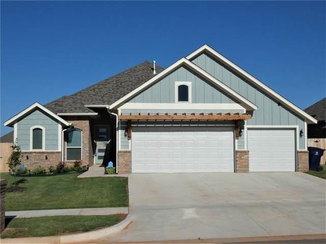 4401 Angel Oak Drive, Oklahoma City, OK 73179 (MLS #963156) :: Homestead & Co
