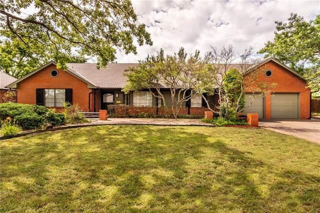 3024 Middlesex Drive, Oklahoma City, OK 73120 (MLS #963251) :: Keller Williams Realty Elite