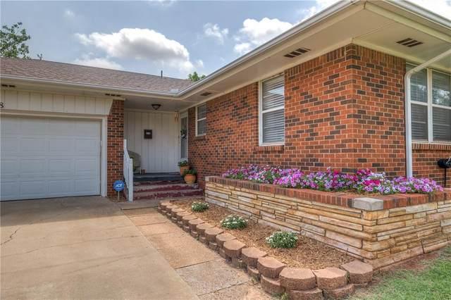 10408 Greystone Avenue, Oklahoma City, OK 73120 (MLS #963294) :: Keller Williams Realty Elite