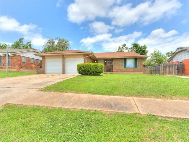 4617 SE 50th Street, Oklahoma City, OK 73135 (MLS #963316) :: ClearPoint Realty
