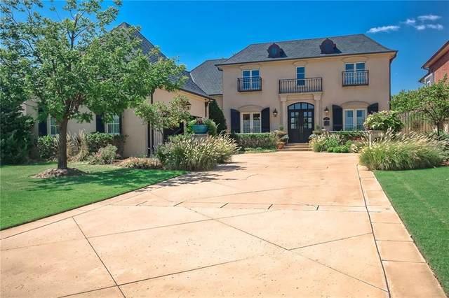 6415 N Pennsylvania Avenue, Nichols Hills, OK 73116 (MLS #963871) :: Homestead & Co