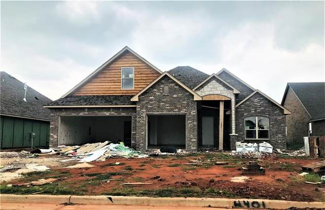 4401 Silver Maple Way, Oklahoma City, OK 73179 (MLS #963902) :: Maven Real Estate