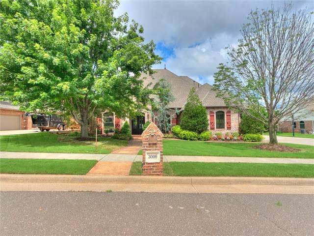 3009 Spyglass Hill Road, Edmond, OK 73034 (MLS #964353) :: Sold by Shanna- 525 Realty Group