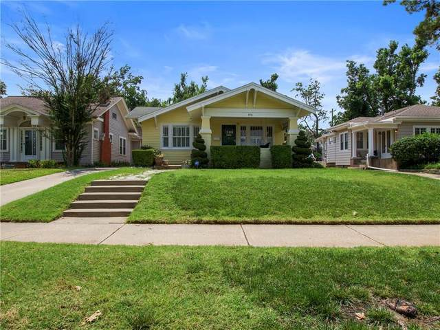 416 NW 22nd Street, Oklahoma City, OK 73103 (MLS #964870) :: Sold by Shanna- 525 Realty Group