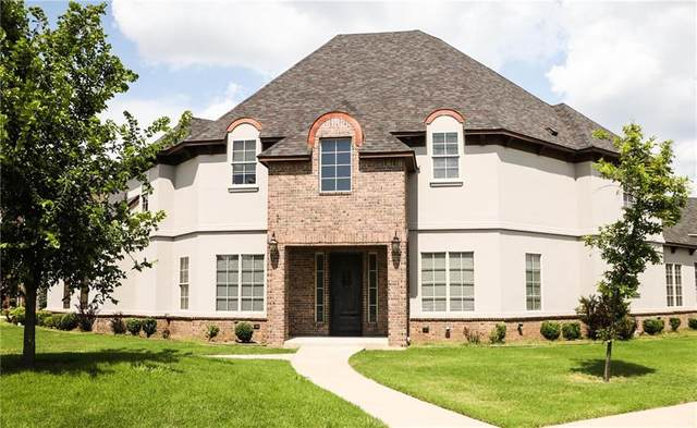 2101 Brookhaven Boulevard, Norman, OK 73072 (MLS #964977) :: The UB Home Team at Whittington Realty