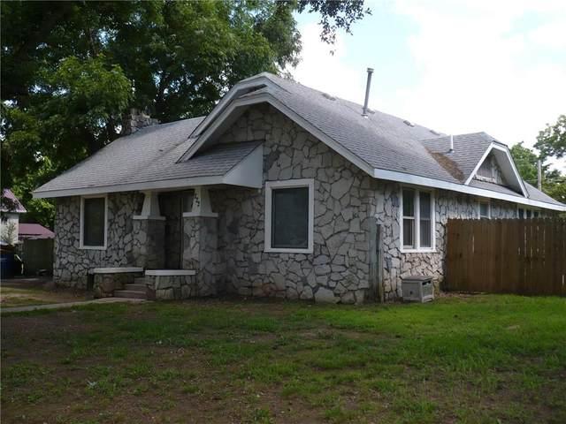222 E Park Street, Tecumseh, OK 74873 (MLS #965052) :: Meraki Real Estate