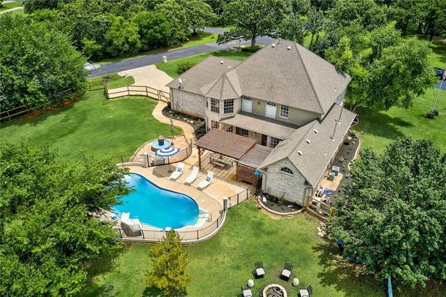 5707 Hickory Bend Drive, Norman, OK 73026 (MLS #965057) :: Homestead & Co