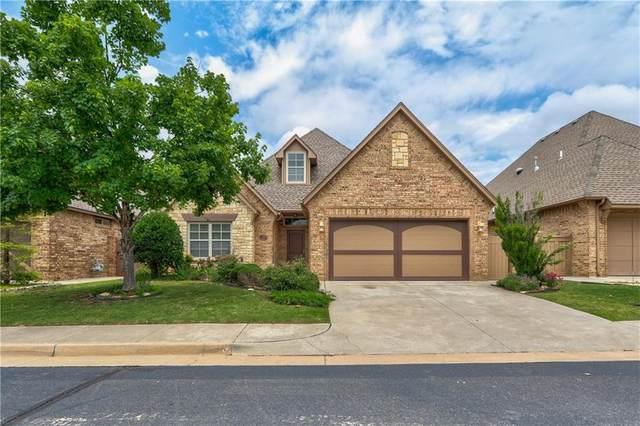 2221 SW 118th Street, Oklahoma City, OK 73170 (MLS #965075) :: The UB Home Team at Whittington Realty