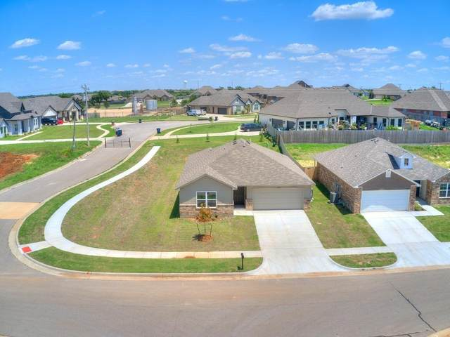 9420 Bexhill Drive, Yukon, OK 73099 (MLS #965316) :: ClearPoint Realty