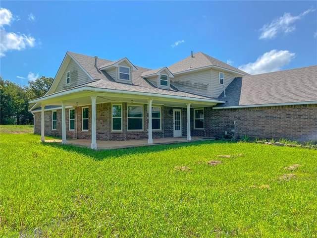 1105 S Rangeline Street, Tecumseh, OK 74873 (MLS #965396) :: Sold by Shanna- 525 Realty Group