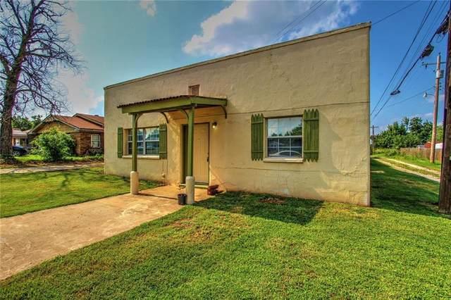 309 NE 8th Street, Blanchard, OK 73010 (MLS #965449) :: Meraki Real Estate
