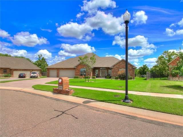 2816 Land Run Road, Moore, OK 73160 (MLS #965525) :: Maven Real Estate