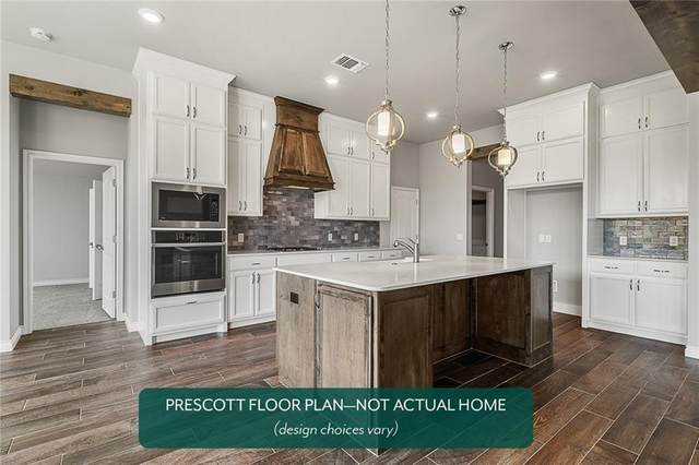 808 Firefork Avenue, Yukon, OK 73099 (MLS #966143) :: Maven Real Estate