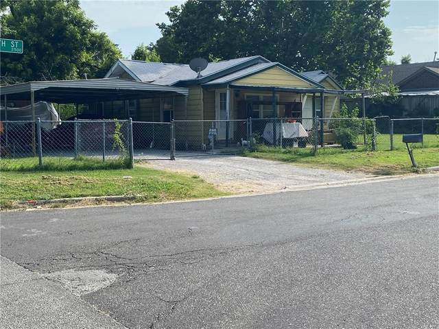 2500 SW 38th Street, Oklahoma City, OK 73119 (MLS #966347) :: Meraki Real Estate
