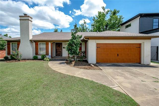 1210 W Wilshire Boulevard, Nichols Hills, OK 73116 (MLS #966418) :: Sold by Shanna- 525 Realty Group