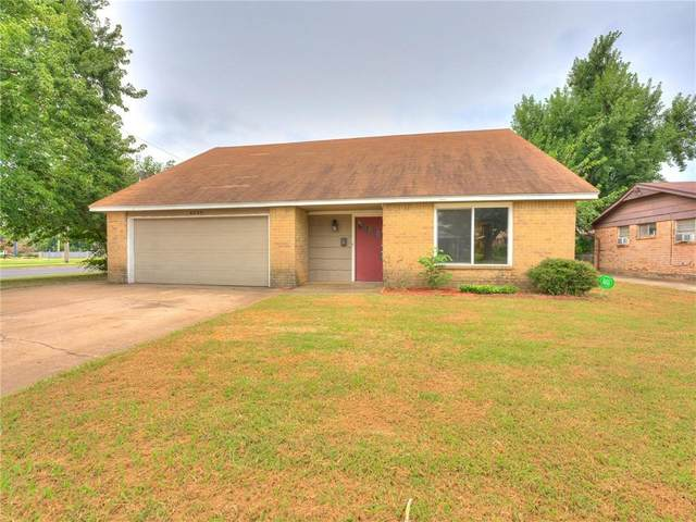 4236 Corbett Drive, Del City, OK 73115 (MLS #966479) :: Sold by Shanna- 525 Realty Group