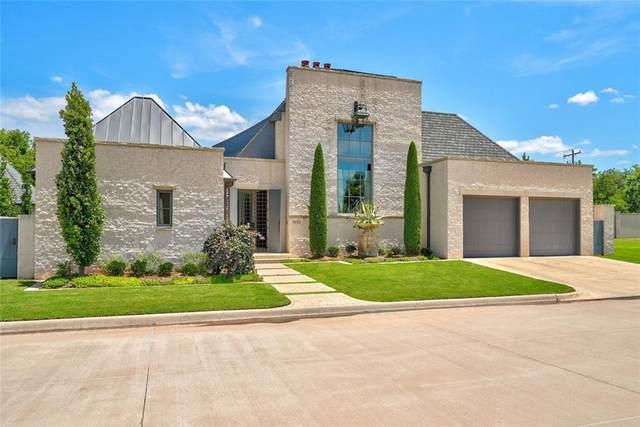 8508 Stonehurst Court, Oklahoma City, OK 73120 (MLS #966697) :: ClearPoint Realty