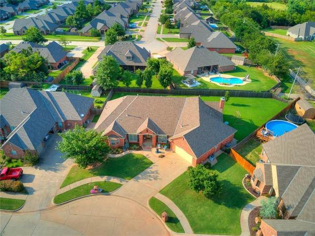 1321 Camelot Drive, Yukon, OK 73099 (MLS #966700) :: ClearPoint Realty