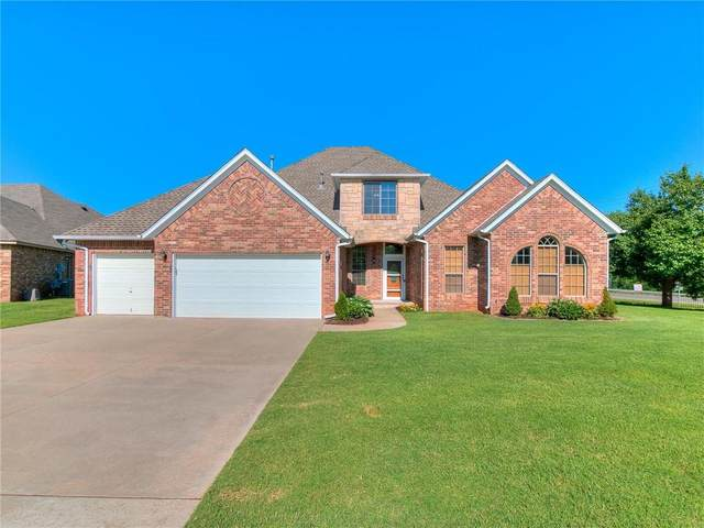 101 S Nelson Drive, Mustang, OK 73064 (MLS #966708) :: ClearPoint Realty