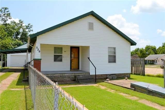 539 W Wallace Street, Shawnee, OK 74801 (MLS #966803) :: ClearPoint Realty