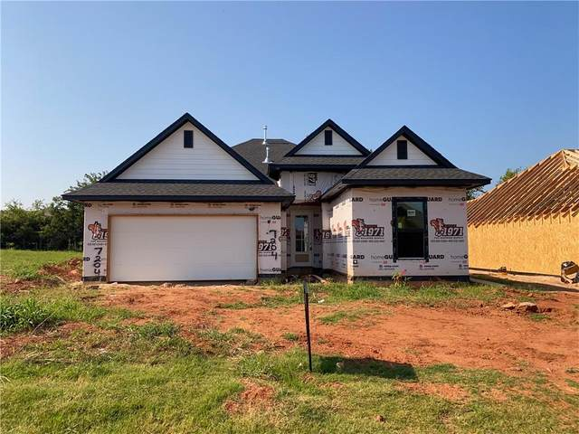 7204 NW 152nd Street, Oklahoma City, OK 73013 (MLS #966808) :: ClearPoint Realty