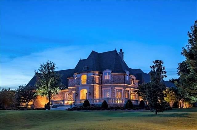 3202 Castle Court, Durant, OK 74701 (MLS #966959) :: KG Realty