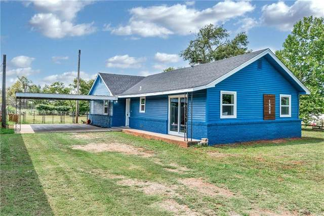 1520 E 3rd Street, Elk City, OK 73644 (MLS #967145) :: Sold by Shanna- 525 Realty Group