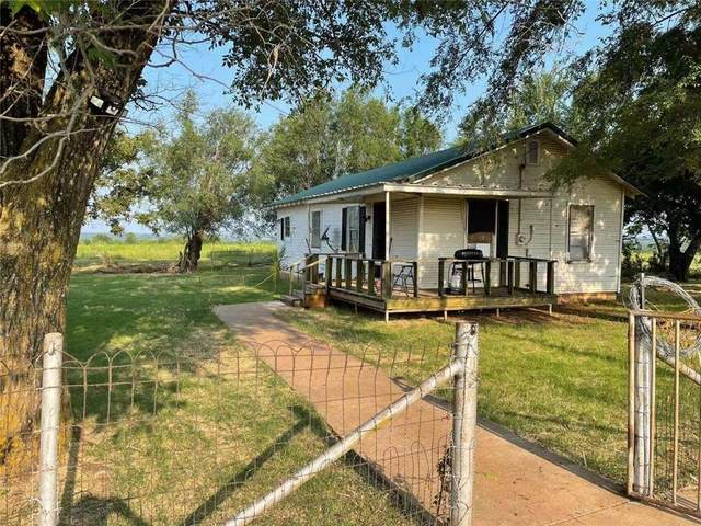 900311 S 3580 Road, Stroud, OK 74079 (MLS #967196) :: The UB Home Team at Whittington Realty