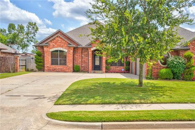 2916 Sw 140th St, Oklahoma City, OK 73170 (MLS #967230) :: Keller Williams Realty Elite