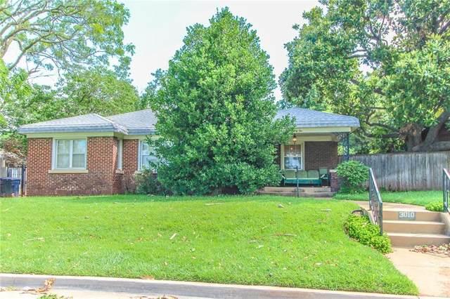 3010 N Harvey Parkway, Oklahoma City, OK 73103 (MLS #967238) :: Homestead & Co