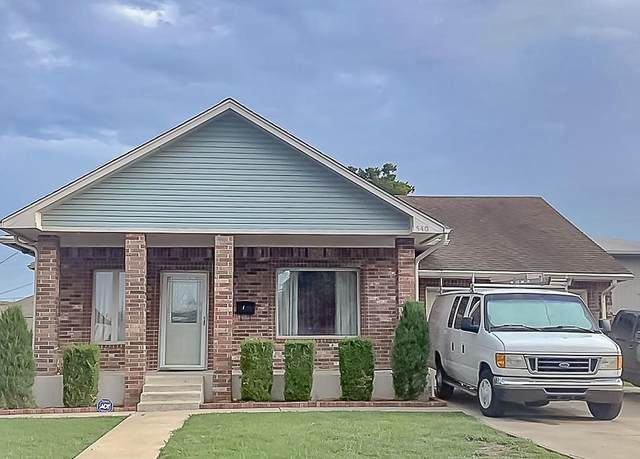 540 SW 35th Street, Oklahoma City, OK 73109 (MLS #967349) :: Erhardt Group