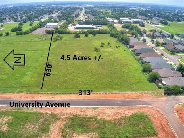 N University Avenue, Oklahoma City, OK 73114 (MLS #967432) :: The UB Home Team at Whittington Realty