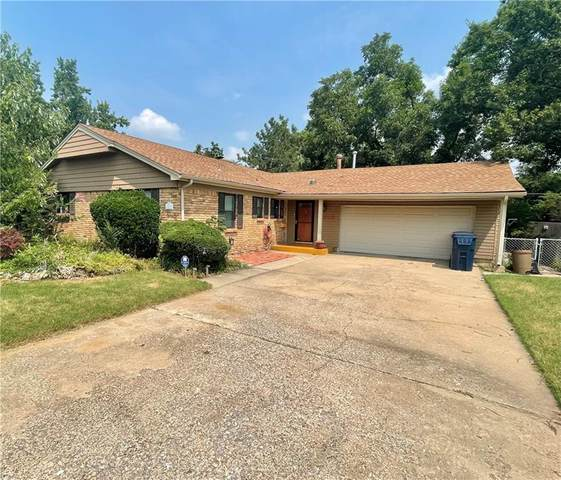 4013 NW 59th Street, Oklahoma City, OK 73112 (MLS #967434) :: Maven Real Estate