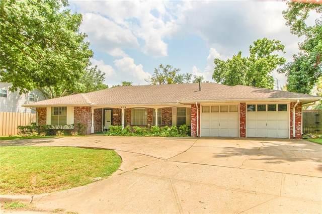 1624 Hawthorne Court, Norman, OK 73072 (MLS #967663) :: Meraki Real Estate