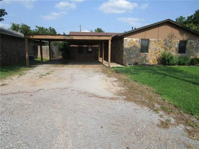 816 Willis, Blair, OK 73526 (MLS #967740) :: Homestead & Co
