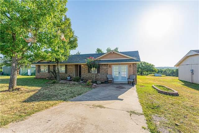 6320 Futurity Drive, Harrah, OK 73045 (MLS #967800) :: Sold by Shanna- 525 Realty Group