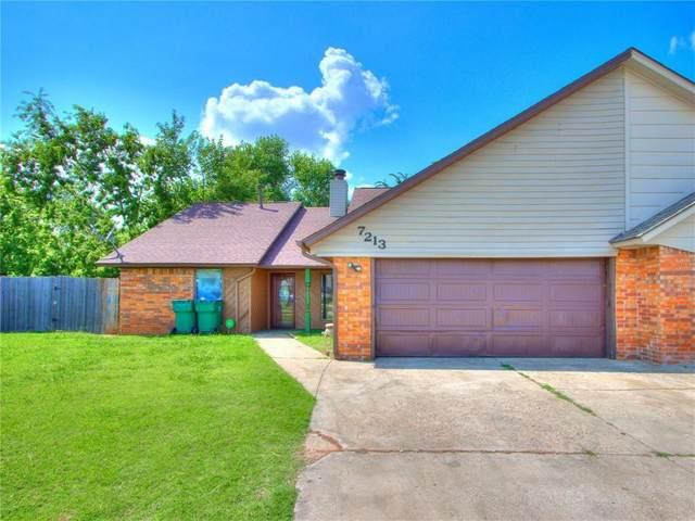 7213 Lakewood Circle, Oklahoma City, OK 73132 (MLS #967814) :: Keller Williams Realty Elite