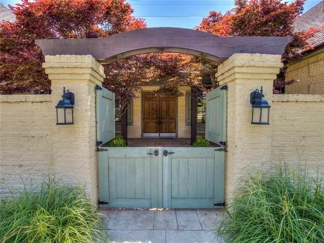 2101 Kingswood Circle, Oklahoma City, OK 73170 (MLS #967849) :: Sold by Shanna- 525 Realty Group
